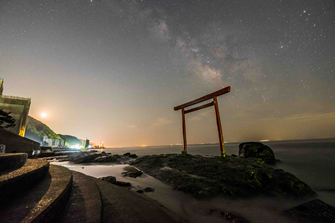 星景写真 撮影:成澤広幸