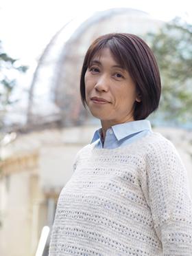 小野智子さん