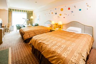 <東京ベイ舞浜ホテル クラブリゾート×ビクセン> ホテルで宇宙体験「スペースルームプラン」 期間限定で実施