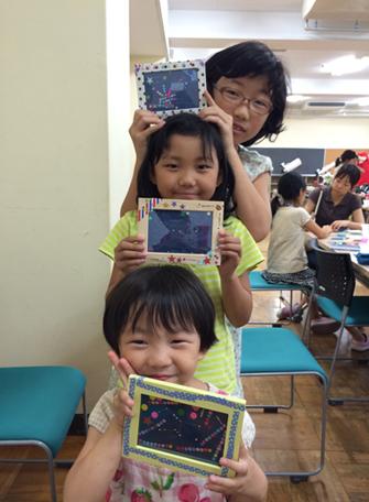 「2015青少年のための科学の祭典 東京大会in小金井」出展
