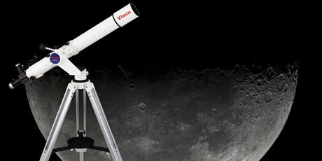 <BLUE MOON×ビクセン> 湘南で、大人な天体観測を楽しむ ビールを片手に月面観察