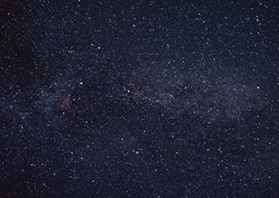 秩父の住んだ夜空で満天の星を楽しむ