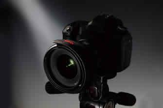 レンズヒーター360使用イメージ