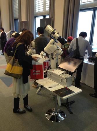2014年春 ビクセン展示会(大阪)のご案内