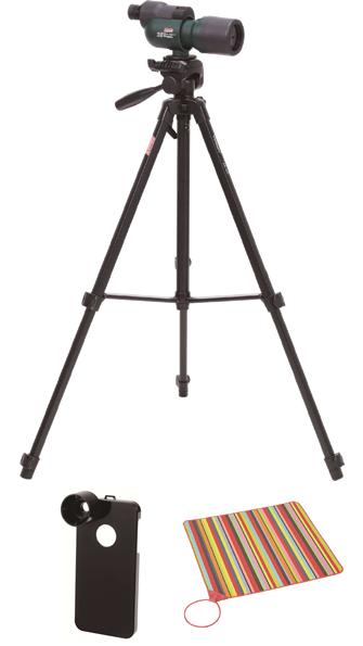 外遊び。見るあそび。コールマンとのコラボレーション製品 スペックや楽しみ方を充実させた双眼鏡、自然観察用望遠鏡、ルーペを発売