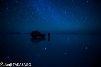 自然写真家・高砂淳二氏の最新写真集「ASTRA(アストラ)」発売 世界の夜と星の絶景の撮影にビクセンが機材協力