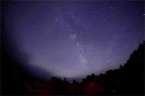 「星旅プロジェクト」-標高2,000mからの星空観察ツアーに協力