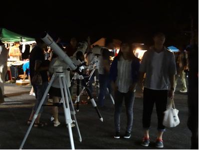 「31th 胎内星まつり2014」出展のお知らせ
