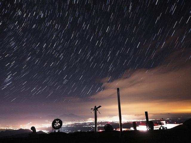 """標高2,000mの""""星の聖地"""" 美ヶ原高原オリジナルデザインの星座早見盤を製作~各施設で販売中~"""