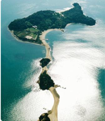 ※余島全景 ©神戸YMCA