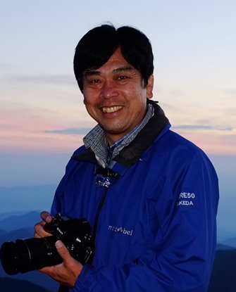 空の写真家 武田康男氏