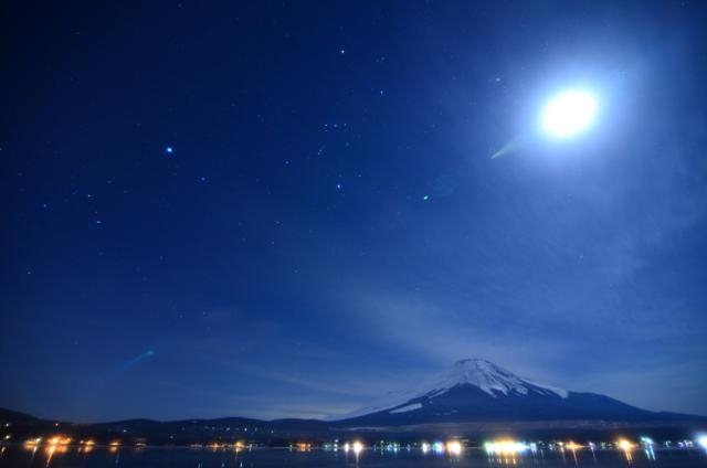 ※「NIGHT PHOTOGRAPH」イメージ写真