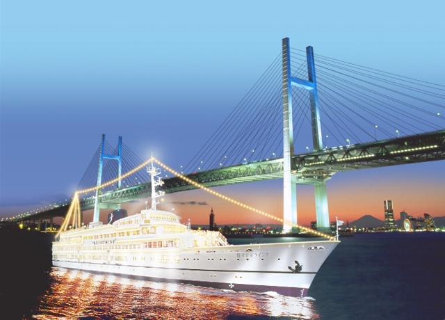 「皆既月食を船上から!横浜ロイヤルウイングクルーズ」に協力