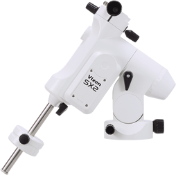 新型STAR BOOK ONEコントローラーを使って、片手で気軽に天体望遠鏡操作