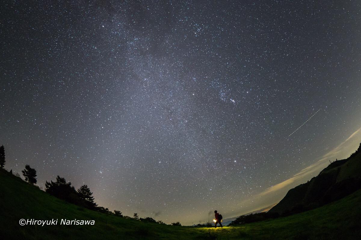 日本旅行写真部主催「星景写真家が教える! 第5回星空撮影会in志賀高原」に協力 最新鋭ミラーレス一眼カメラと星空雲台ポラリエのレンタル付
