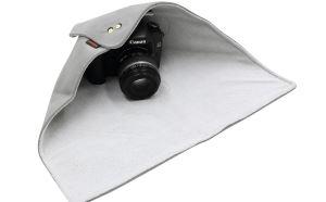 レンズやバッテリーの保温に最適 「ヒーターラップシートⅡ」1月19日(金)発売 撮影時の夜露・低温対策を手軽に。