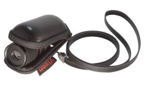 『マルチモノキュラー4×12』『マルチモノキュラー6×16』がジャストフィット。緩衝素材でできた、持ち運びに安心の専用ハードケースを2018年4月20日(金)に発売
