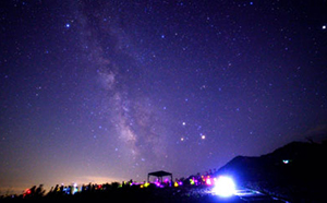 【クラブツーリズム×ビクセン】2018年10月19日(金)~10月21日(日)に実施される『オリオン座流星群 白馬五竜ナイトゴンドラ』に協力