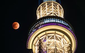 東京スカイツリータウン®で、2018年9月20日(木)&9月24日(月・休)に開催の『名月鑑賞会』に協力