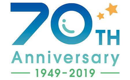 ビクセン創業70周年記念<br>ロゴマークデザイン決定