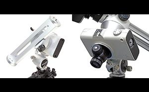 極軸望遠鏡がリニューアルして新登場『ポラリエ用ステップアップキットⅡ』を2018年12月6日(木)に発売