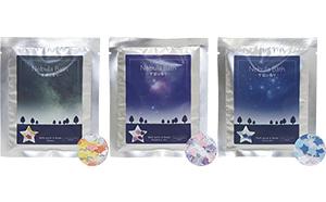 宇宙の香りをイメージした入浴剤 『Scent of Cosmo ネビュラバス』を、2019年3月1日(金)に発売