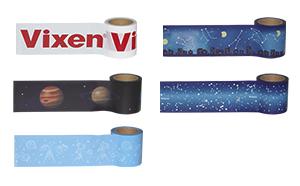 幅広い用途に使える、星座柄や宇宙柄の養生テープ『YOJO』を2019年3月14日(木)に発売