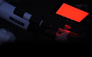 スマートフォンやタブレットの画面をライトとして使えるアプリ『NightVision Light』のアップデートを実施