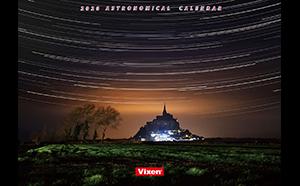 星を見るための必需品 『ビクセンオリジナル 天体カレンダー2020年版』 2019年12月3日(火)より発売