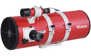 """ビクセン70周年記念 """"R200SS鏡筒RED 70th Anniversary""""モデル 予約販売開始"""