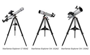 """""""ゲーム感覚""""で星を探せる天体望遠鏡! セレストロン社 「StarSense Explorerシリーズ」日本発売開始"""