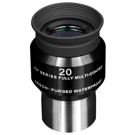 Explore Scientific オプションパーツ ES62°Series 20mm Waterproof Eyepiece