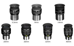 防水でくもりにくい接眼レンズ。エクスプローラー・サイエンティフィック社製62度シリーズを3月19日(金)に発売