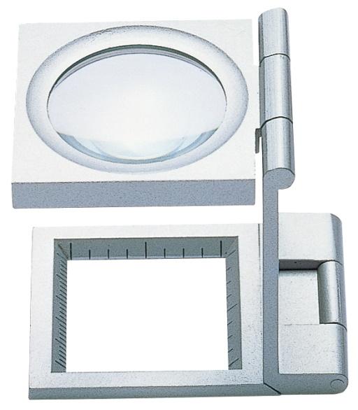 Vixen ルーペ メタルホルダー・シマミD28