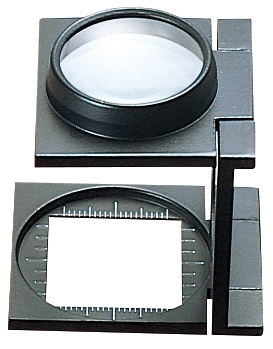 Vixen ルーペ メタルホルダー・シマミD25