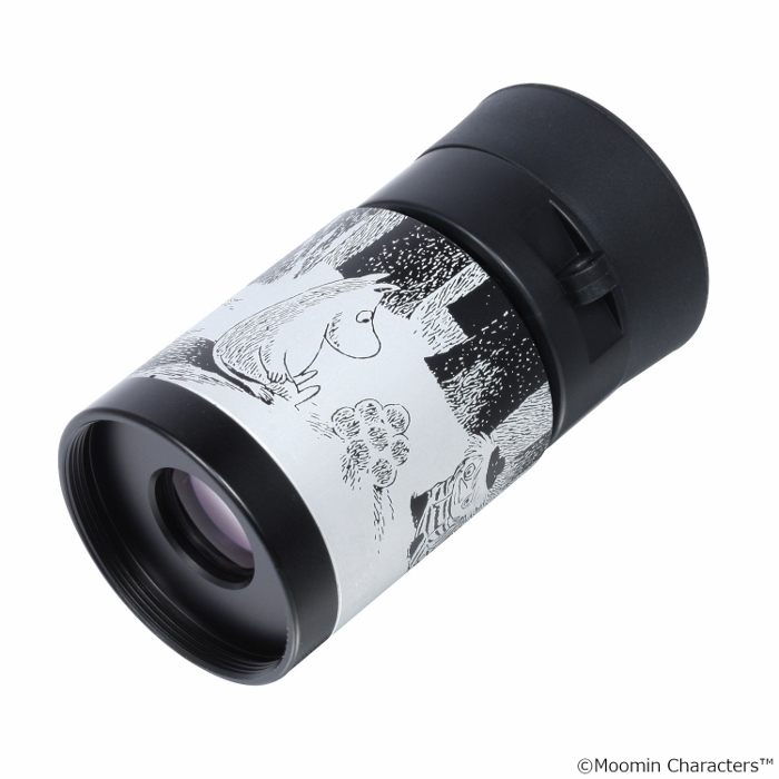 Vixen 単眼鏡 MOOMIN H4×12 ブラック