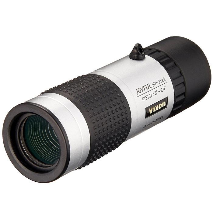 Vixen 単眼鏡 ジョイフルモノキュラー H7-21×21