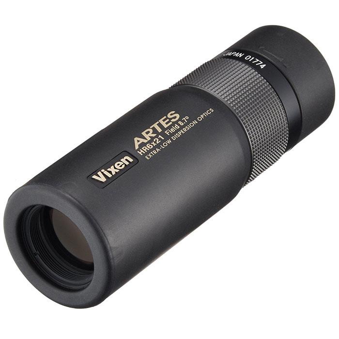 Vixen 単眼鏡 アルテス モノキュラーHR6×21 —