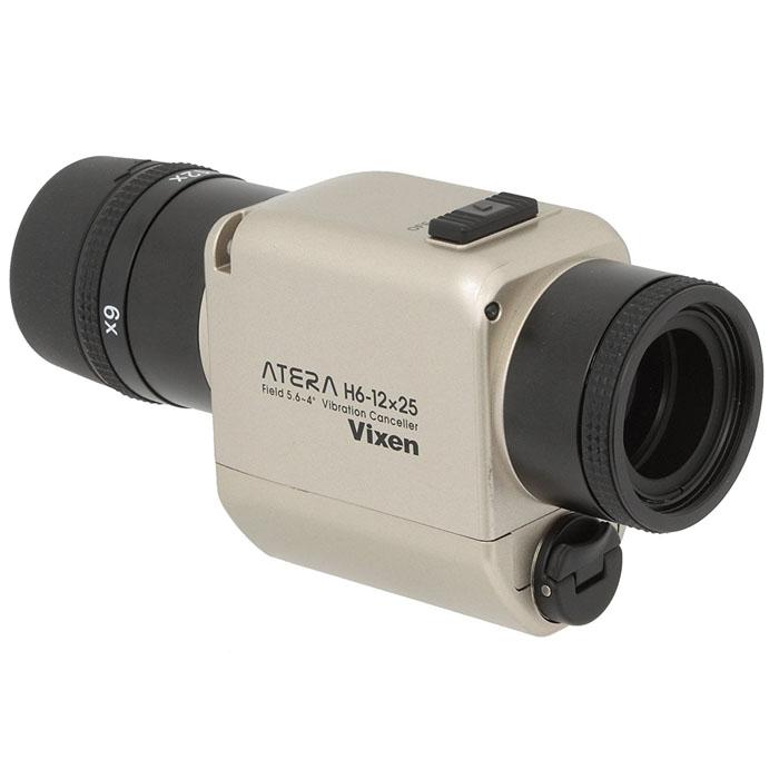 Vixen 防振単眼鏡 ATERA H6-12×25 ゴールド