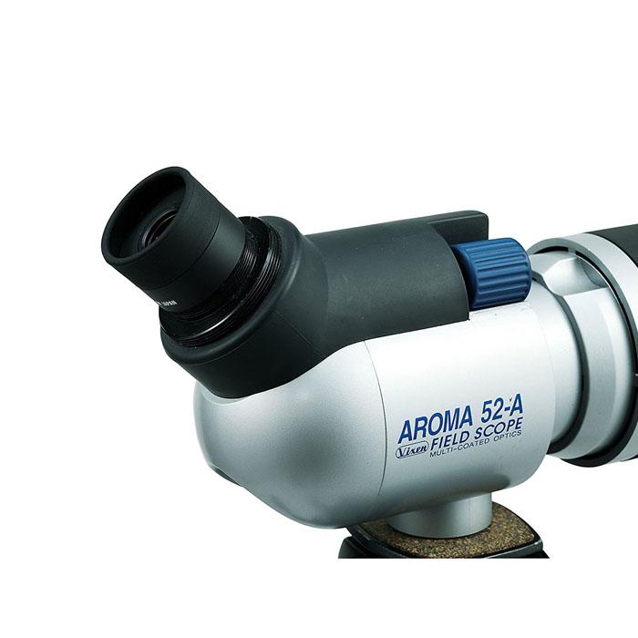 Vixen フィールドスコープ アロマ52-A (シルバーグレイ)