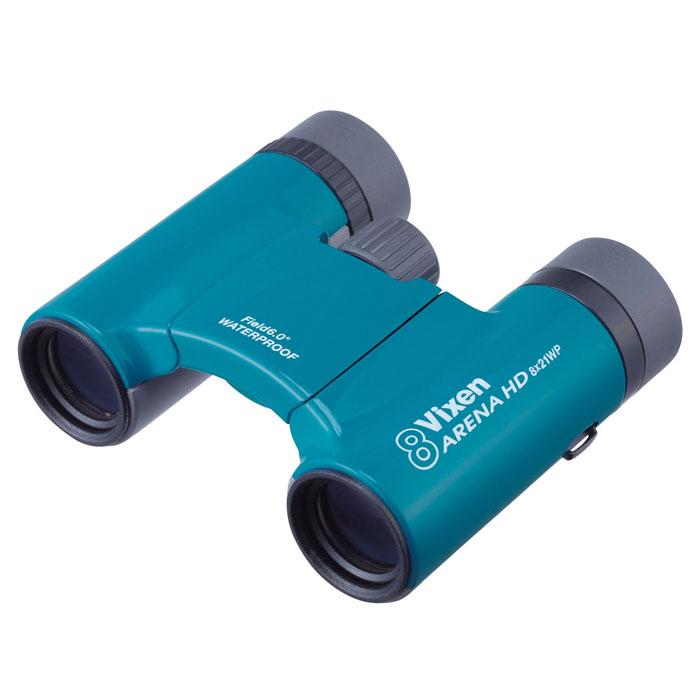 Vixen 双眼鏡 アリーナ HD8x21WP ブルー