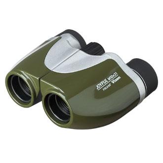 Vixen 双眼鏡 ジョイフル M10×21 オリーブグリーン