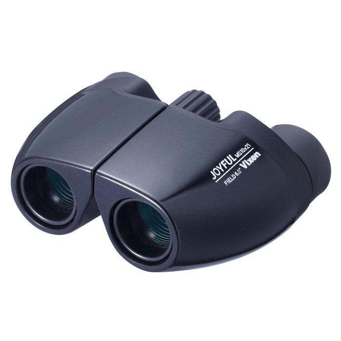 Vixen 双眼鏡 ジョイフルMS10x21 ブラック