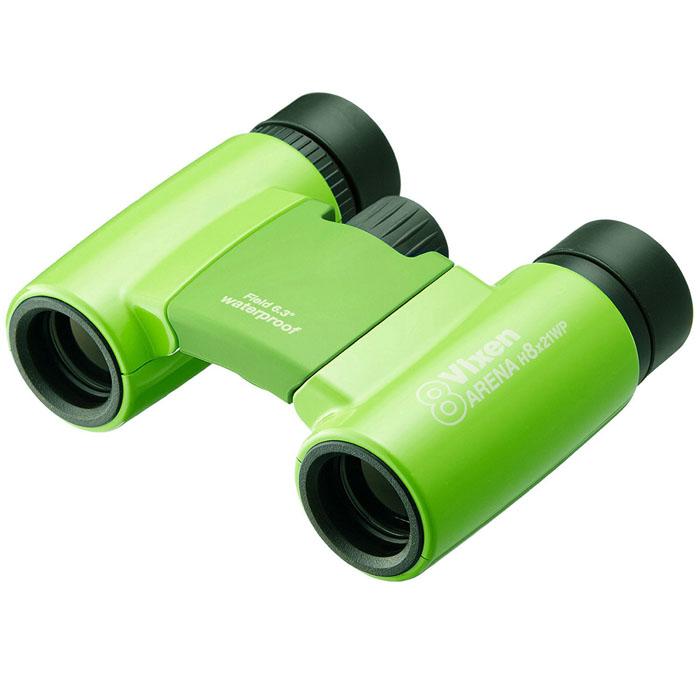 Vixen 双眼鏡 アリーナ H8×21WP グリーン