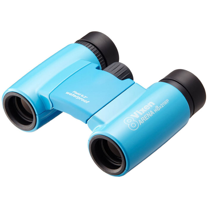 Vixen 双眼鏡 アリーナ H8×21WP ブルー