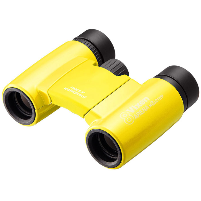 Vixen 双眼鏡 アリーナ H8×21WP イエロー