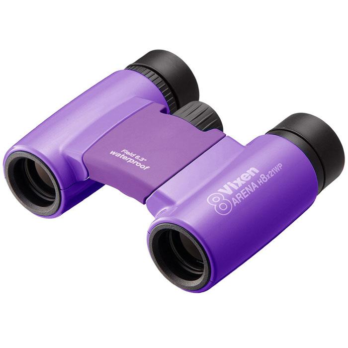 Vixen 双眼鏡 アリーナ H8×21WP パープル