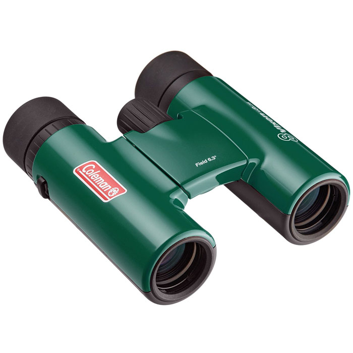 Vixen 双眼鏡 コールマン H8X25 グリーン