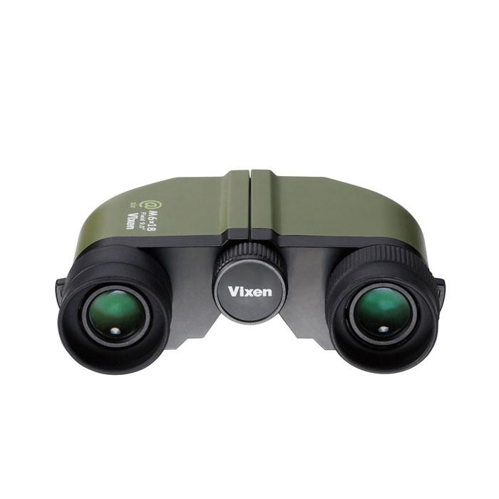 Vixen 双眼鏡 at6 M6×18