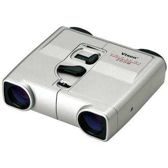 Vixen 双眼鏡 フラットズーム HF5-15×17